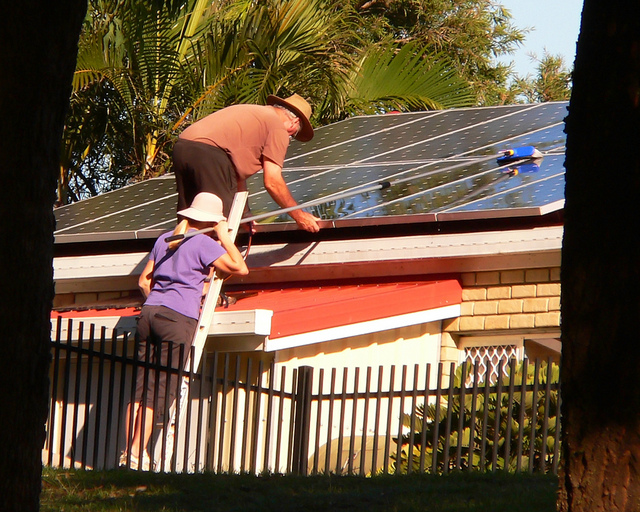 Do you need to clean your solar panels?